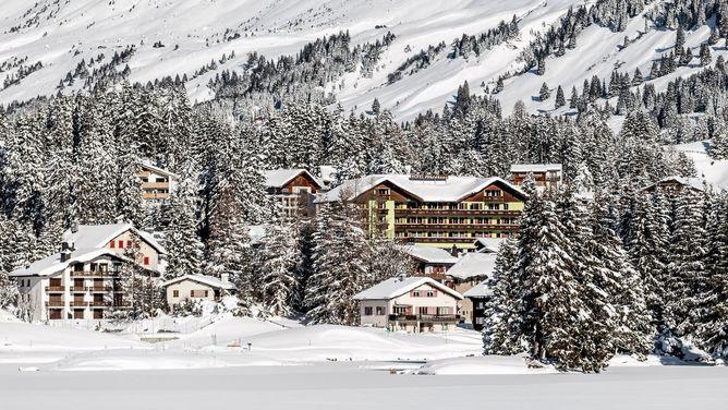 Unterkunft Hotel Waldhaus am See, Lenzerheide,