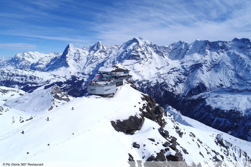 Chalet Alpenruh - Apartment - Mürren