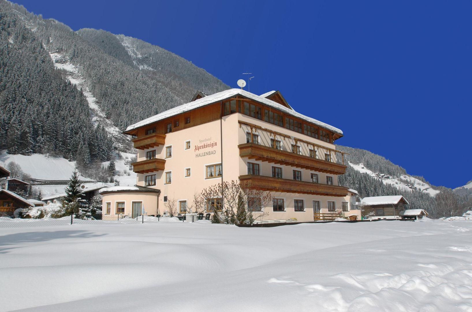 Hotel Alpenkonigin - Slide 1