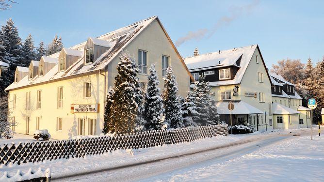 Hotel Drei Brüder Höhe Marienberg