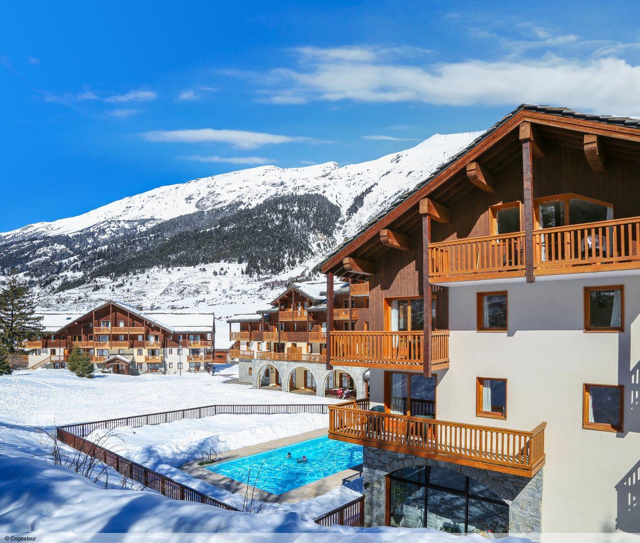 Les Alpages de Val Cen...