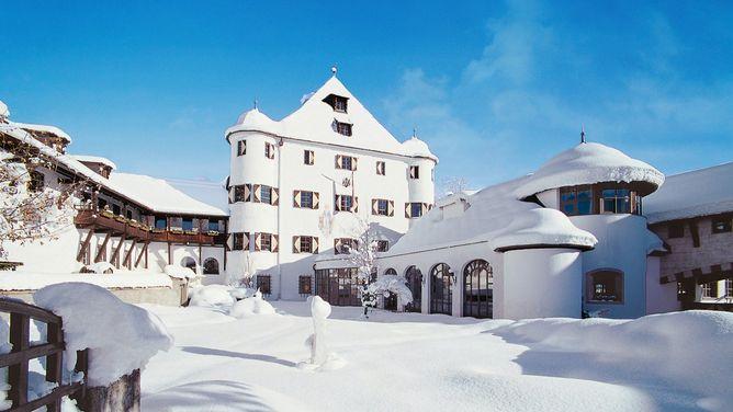 Unterkunft Schlosshotel Rosenegg, Fieberbrunn,