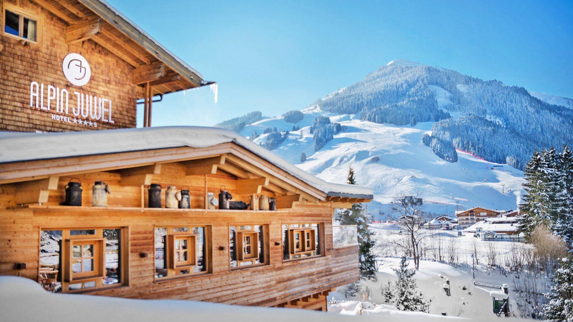 Wellnesshotel Alpin Juwel - Slide 1