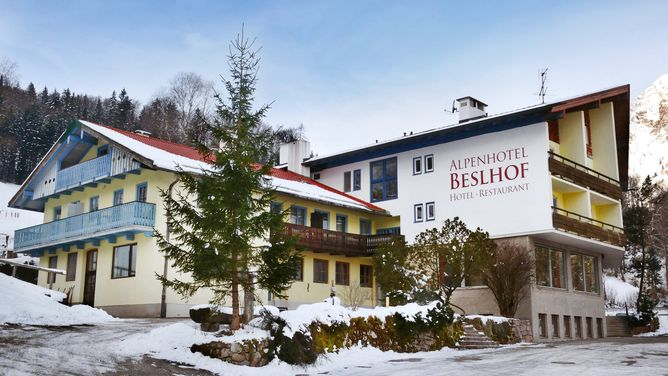 Unterkunft Alpenhotel Beslhof, Ramsau,