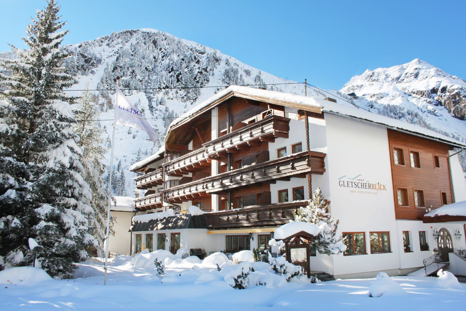Slide1 - Hotel Gletscherblick