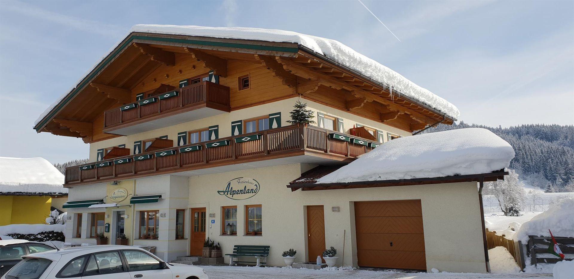 Slide1 - Ferienhaus Alpenland