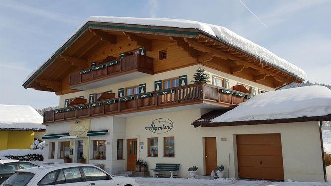 Unterkunft Ferienhaus Alpenland, Flachau,