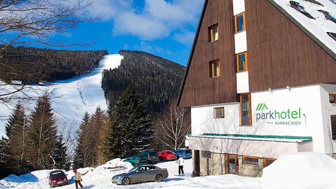 Unterkunft Parkhotel, Harrachov,
