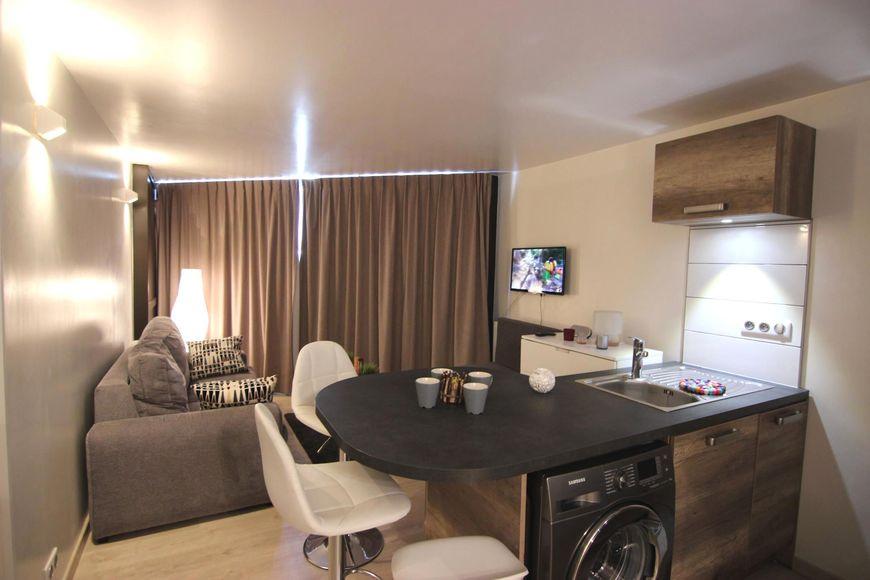 Hotel Les Trois Vallees - Apartment - Val Thorens