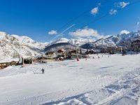 Skigebiet Val d'Allos (Pra Loup)