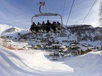 Skigebiet Val d'Allos (Pra Loup),