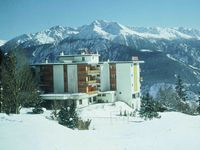 Unterkunft Hotel Le Mont Paisible, Crans Montana,