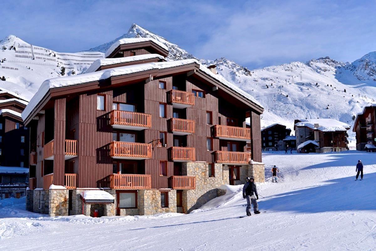 Meer info over Résidence Agate  bij Wintertrex
