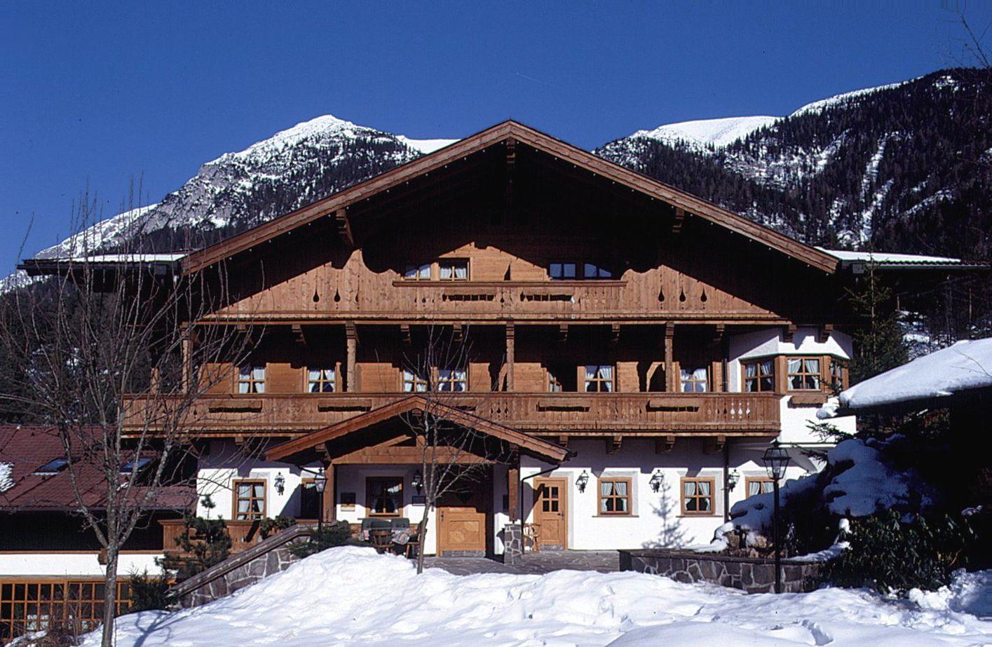 Slide1 - Resort Achensee