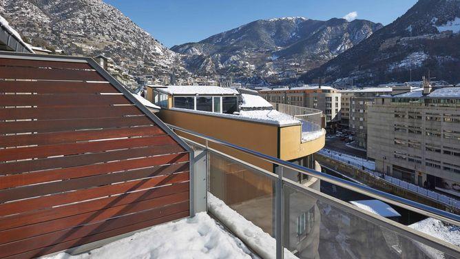 Hotel NH Andorra la Vella (ÜF)