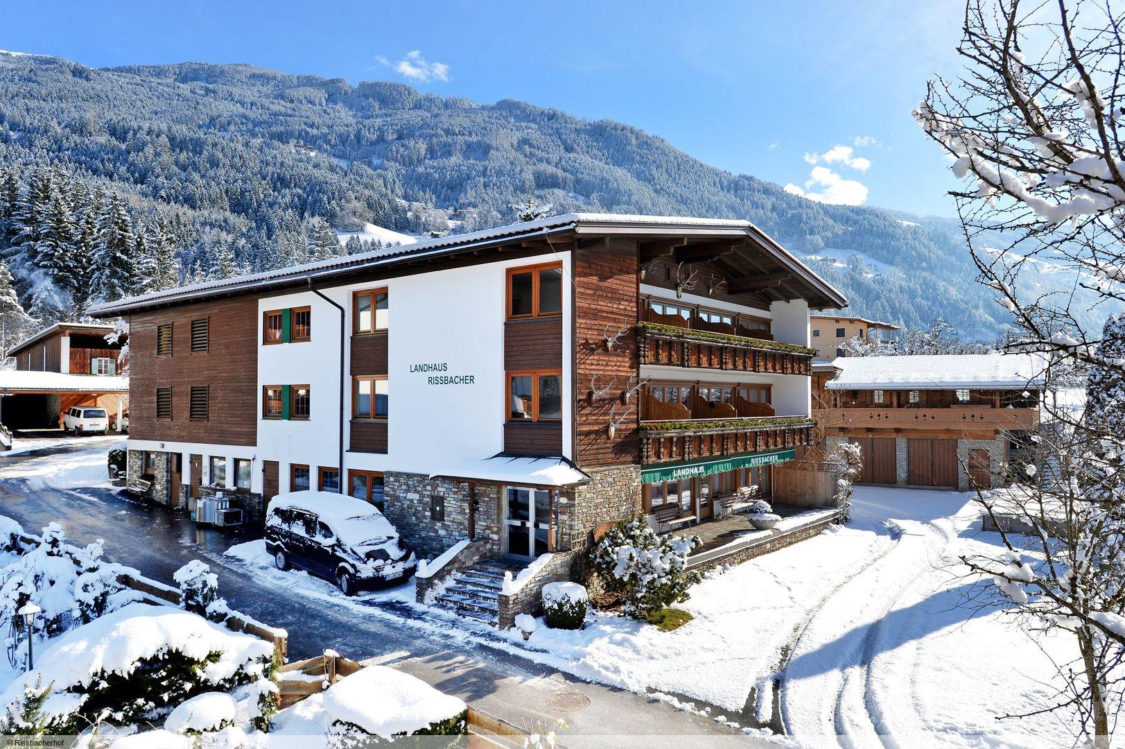 Hotel Landhaus Rissbac...