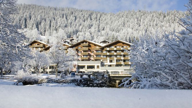 Unterkunft Silvretta Parkhotel Klosters, Klosters,