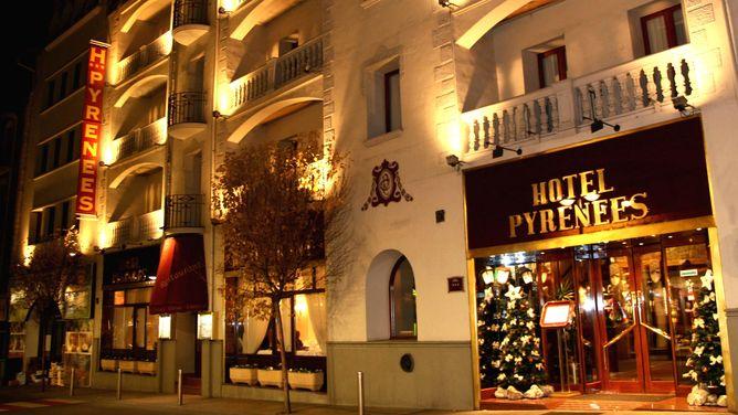 Hotel Pyrénées (ÜF)