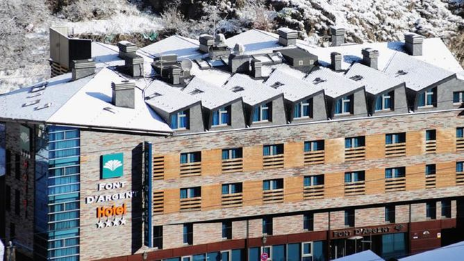 Hotel Font d'Argent Canillo (HP)