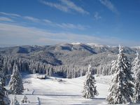 Skigebiet Pamporovo,