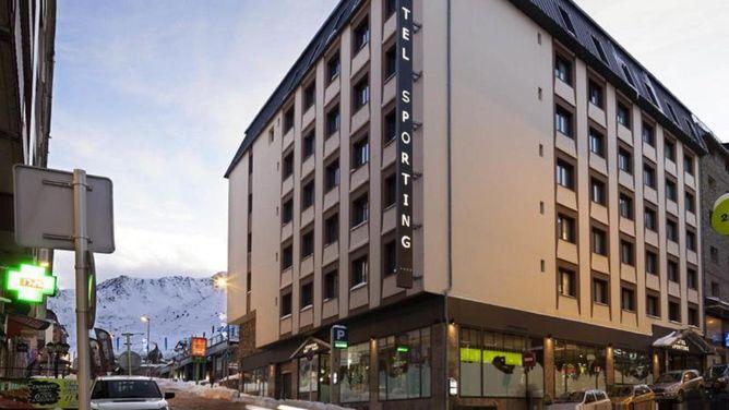 Hotel Sporting (ÜF)