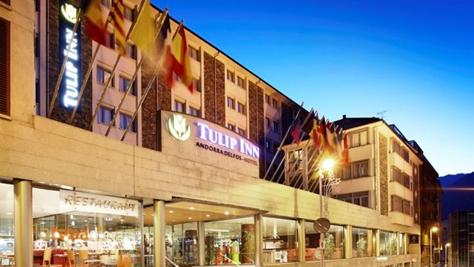 Tulip Inn Andorra Delfos Hotel (ÜF)