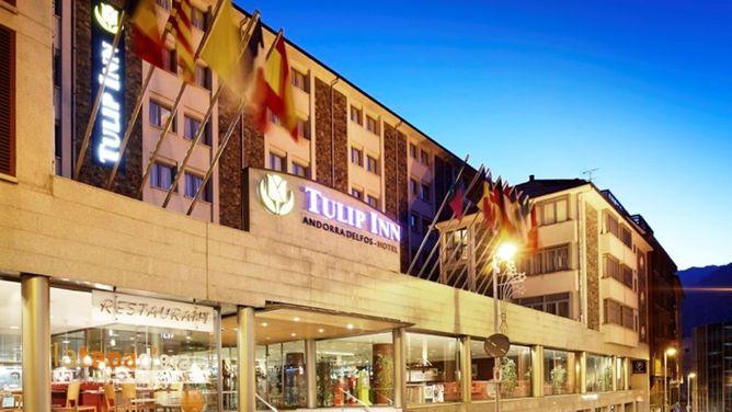 Tulip Inn Andorra Delfos Hotel (HP)