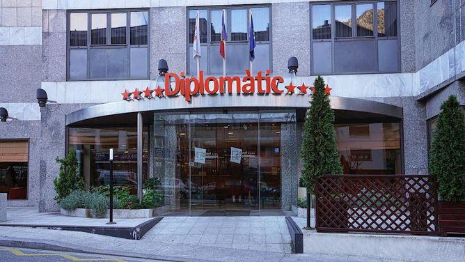 Hotel Diplomatic (ÜF)