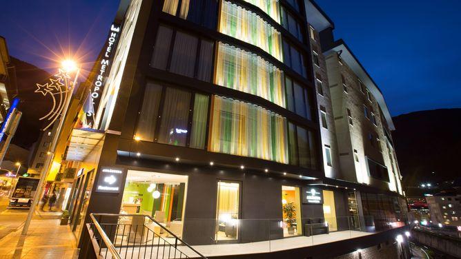 Hotel Metropolis (ÜF)