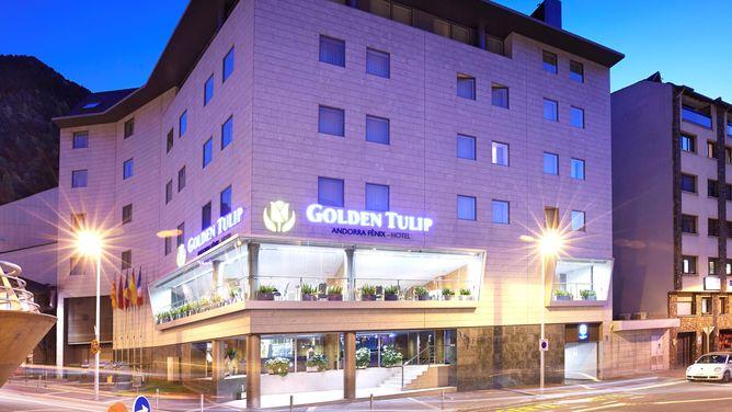 Hotel Golden Tulip Andorra (ÜF)