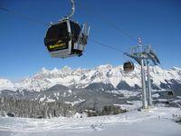 Skigebiet Haus im Ennstal