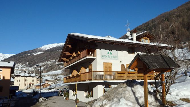 Alpen Hotel Rabbi