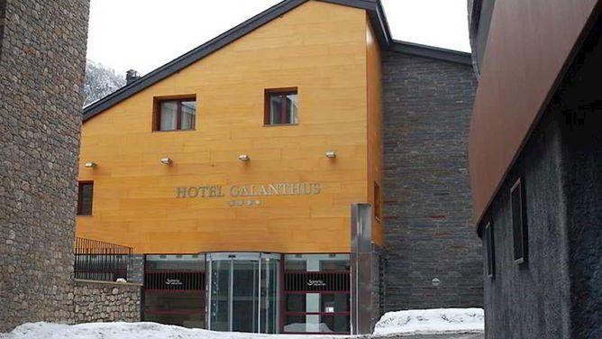 Hotel Galanthus & Spa (ÜF)