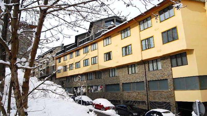 Apartamentos del Meligar