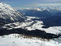 Skigebiet Leutasch,