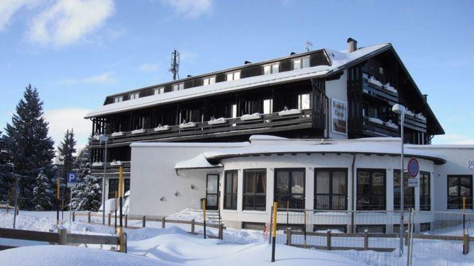 Unterkunft Hotel Dolomiti Chalet, Monte Bondone,