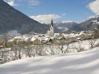 Skigebiet Obervellach