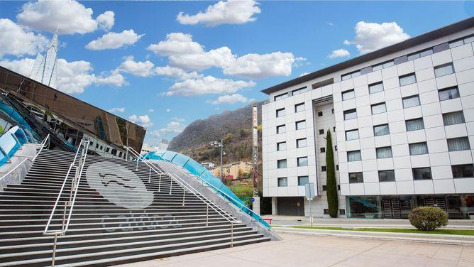 Hotel Mola Park Atiram (ÜF)