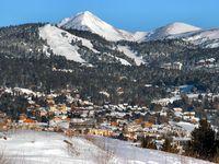 Skigebiet Font-Romeu,