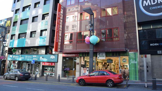 Hotel City M28 (OV)