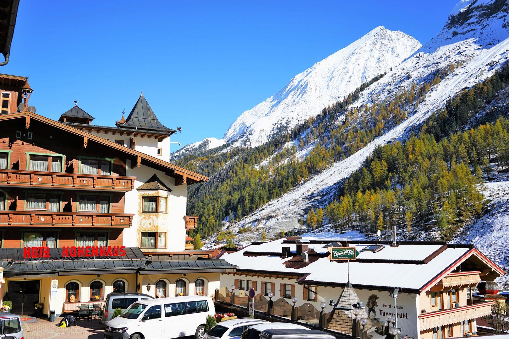 Hotel Alpenbad Hohenha...