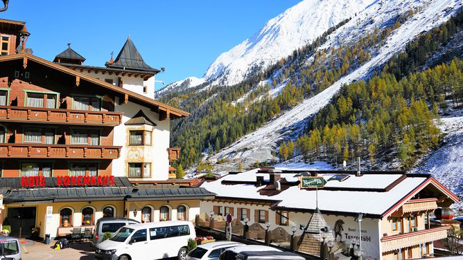 Unterkunft Hotel Alpenbad Hohenhaus, Tux (Zillertal),