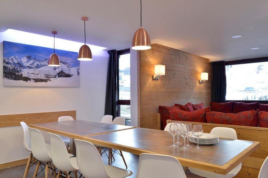 Résidence Saint Jacques A - Apartment - La Plagne