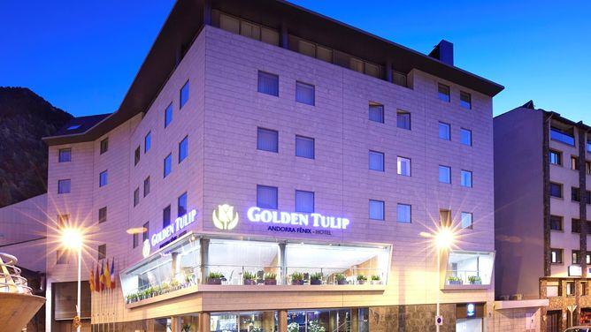 Hotel Golden Tulip Andorra (HP)