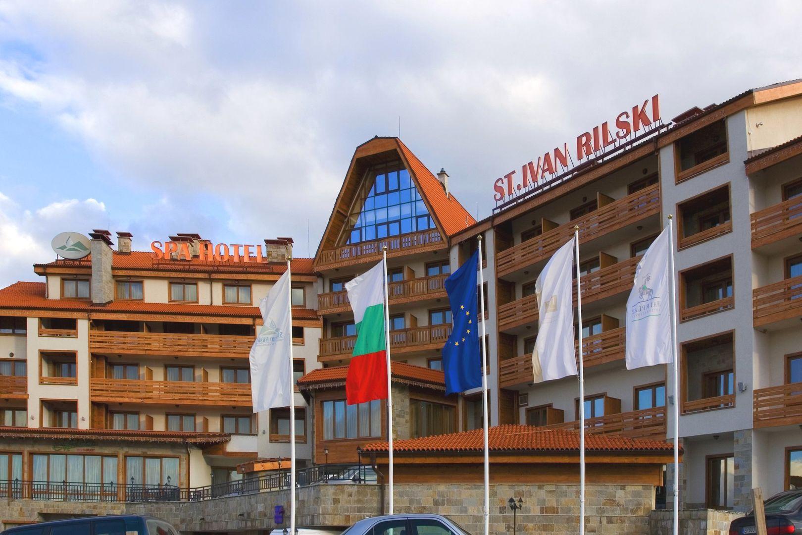 St. Ivan Rilski Hotel,...