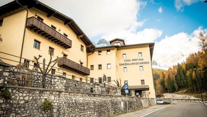 Casa Montana Santa Maddalena