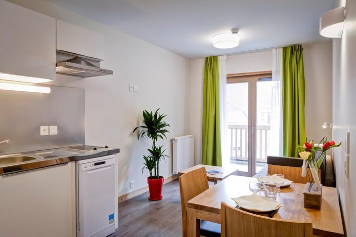 4-Pers.-Appartement (ca. 33 m², OLY002), OV