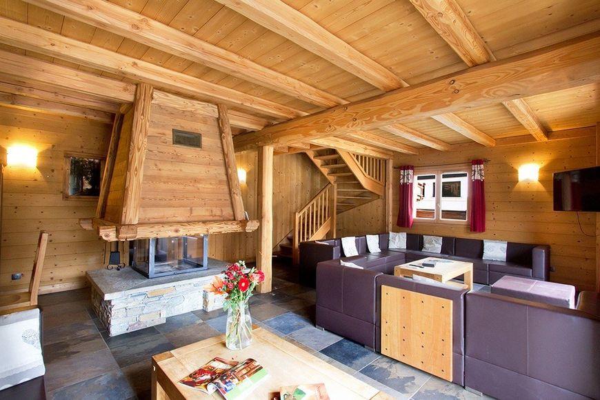 Chalet Le Loup Lodge - Apartment - Les Deux Alpes