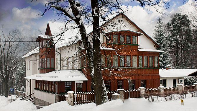 Unterkunft Hotel Swieradow, Świeradów-Zdrój (Bad Flinsberg),