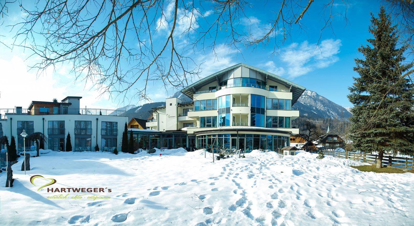Meer info over Hotel Hartweger  bij Wintertrex